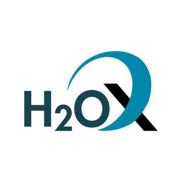 H2ox Logo