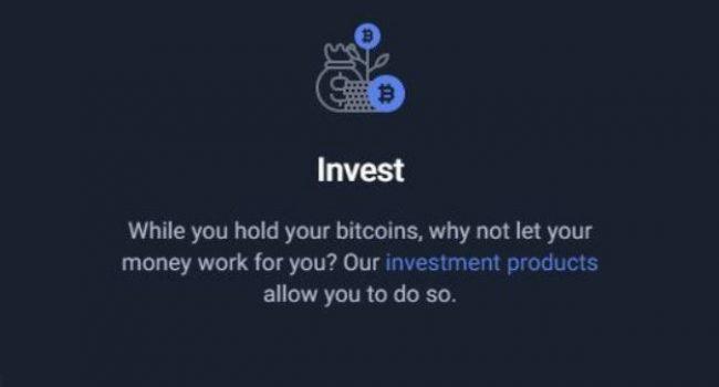 Invest